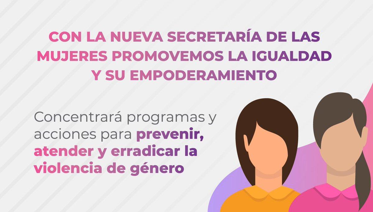 RT @alfredodelmazo: Con la nueva Secretaría de las Mujeres promovemos la igualdad en el #Edoméx. #DíaNaranja https://t.co/a7ykpbG8p0