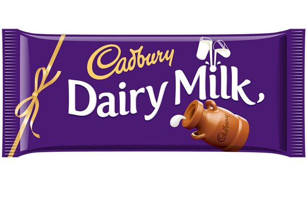 DAIRY MILK WON!!!!!! I will be picking 10 people at random and sending you some ❤️❤️❤️❤️❤️