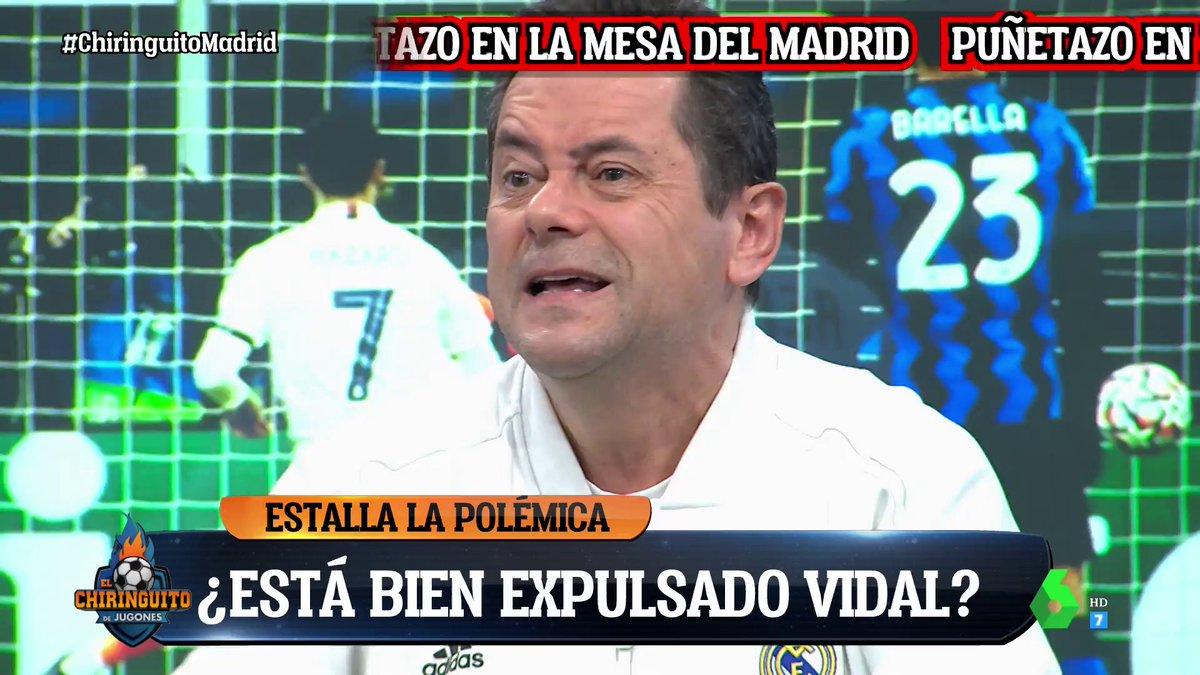 @elchiringuitotv's photo on Real Madrid