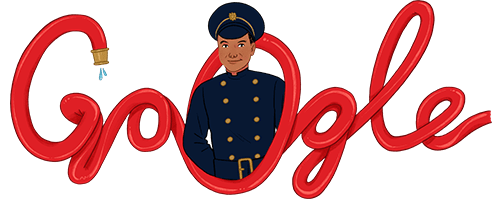 Fun with Google Doodles: Frank Bailey's 95th Birthday #googledoodle