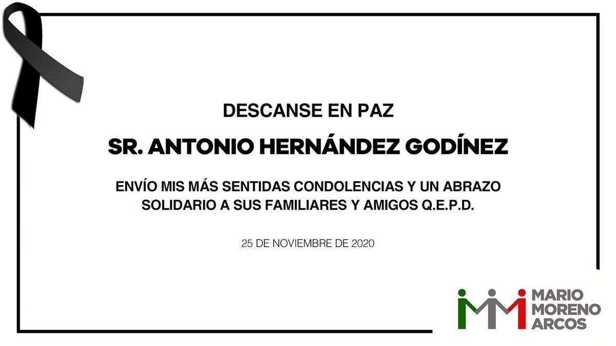 Tristes noticias para #Guerrero y #Chilapa nos unimos a su pena y elevamos nuestras oraciones por él y su familia. https://t.co/N9QyH68Qqt