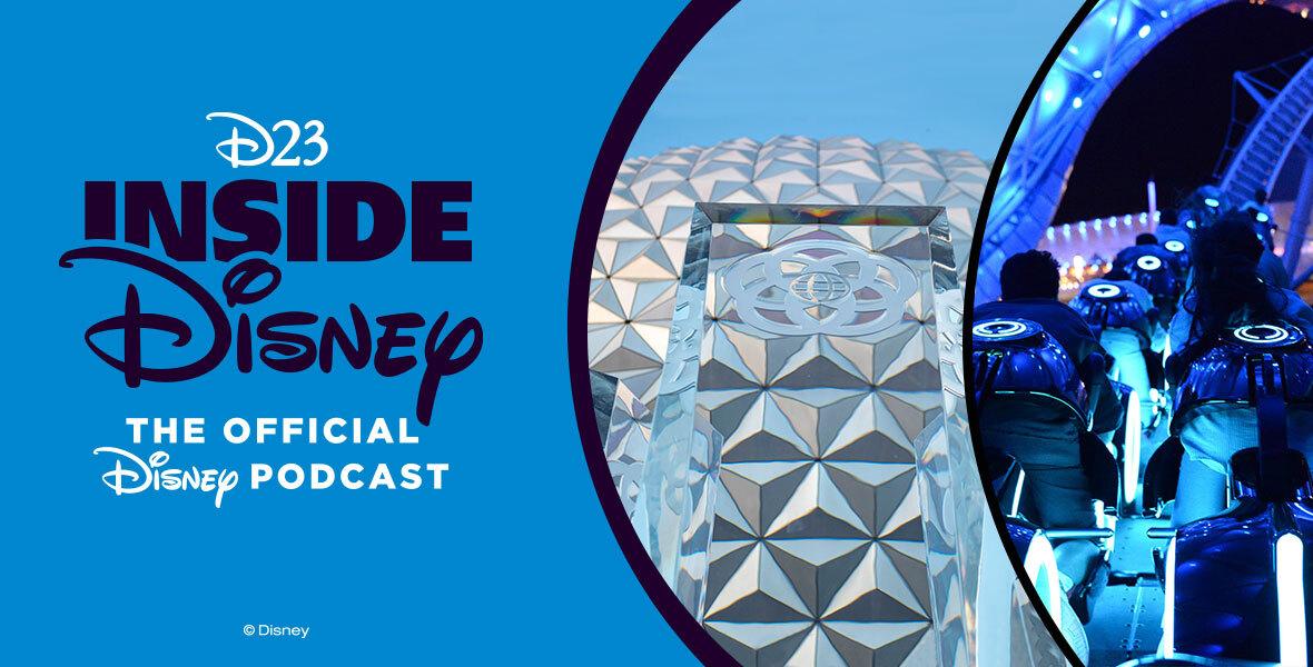 ICYMI: Walt Disney Imagineering President Bob Weis talks upcoming additions to Disney Parks and receiving a major honor. #D23InsideDisney:  #D23InsideDisney