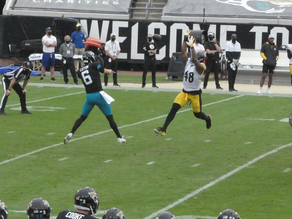 @steelers vs @Jaguars #Jaguars #Steelers #SteelerNation #Pittsburgh #BigBen https://t.co/Zk7MENrEKv