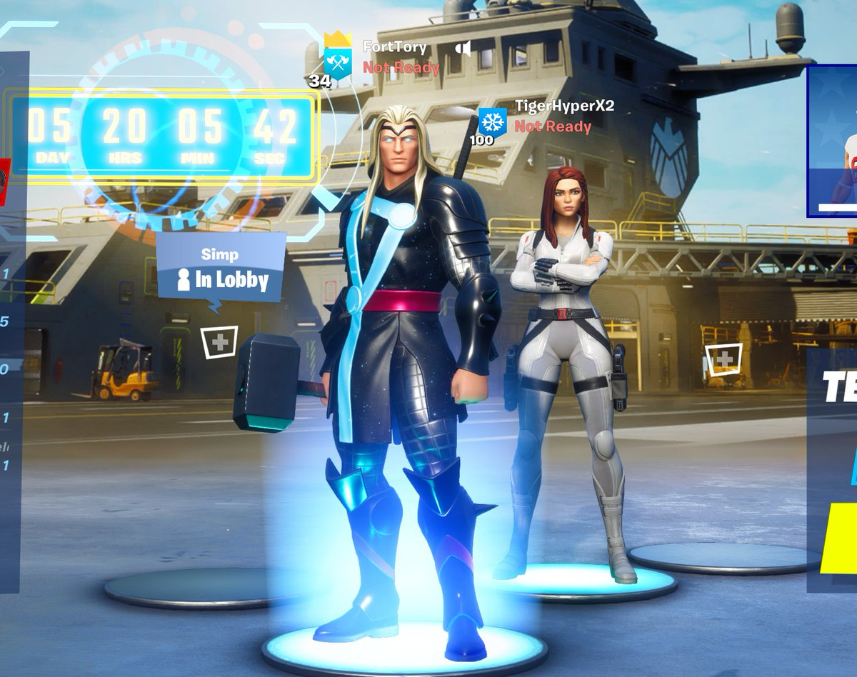 How To Join A Party On Fortnite Forttory Fortnite Leaks News On Twitter Also Hypex Join The Party