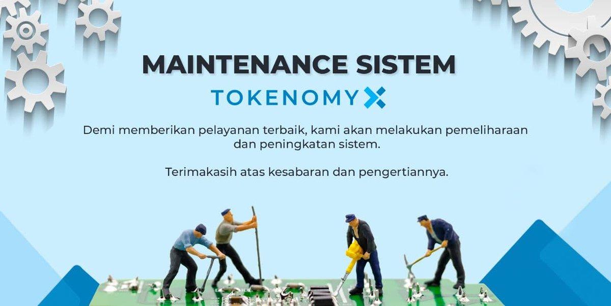 Dear member Tokenomy, Sehubungan dengan announcement sebelumnya, kami menginformasikan bahwa saat ini TokenomyX Wallet telah berjalan normal seperti semula. Anda sudah dapat melakukan transaksi kembali. Terima kasih atas kesabaran dan pengertiannya. Tim Tokenomy