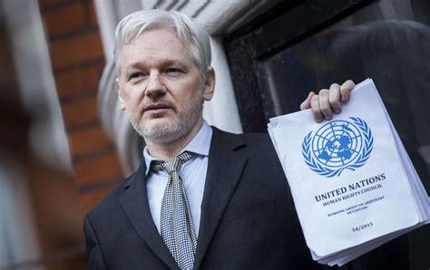 Pardon #Assange @realDonaldTrump https://t.co/hE8kUaxUu1