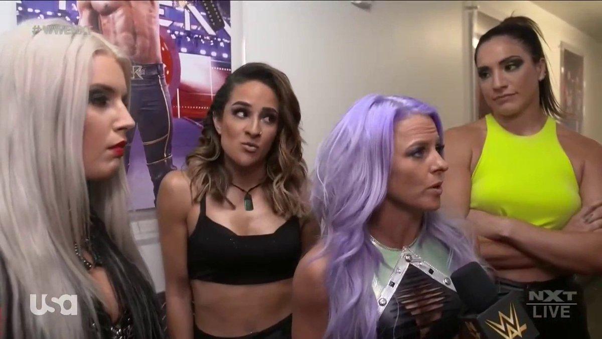 @WWEonFOX's photo on Candice