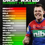 Every team's draw ranked 👀  Broncos' nightmare 😳 Panthers' big boost 💪  👉 https://t.co/ybwTjGdJlr