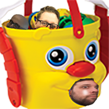 RomComm - Surprise it's time for a Fukit Bukkit with @Goobers515 and @Ruu_TV   Live: