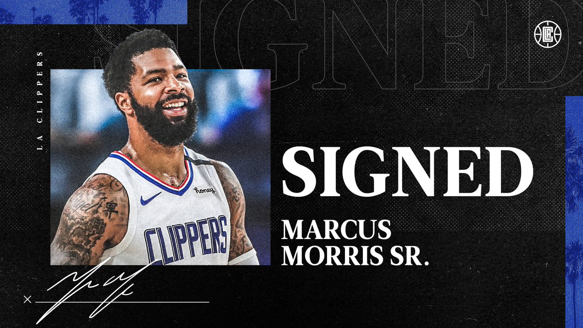 Welcome back, @MookMorris2! https://t.co/Wloqssx1fM