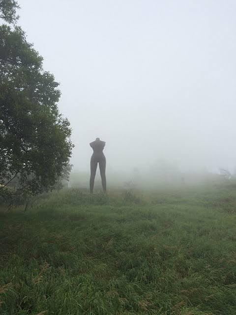 関東で濃霧発生でサイレントヒルってニュースだけど美ヶ原美術館が一番好き
