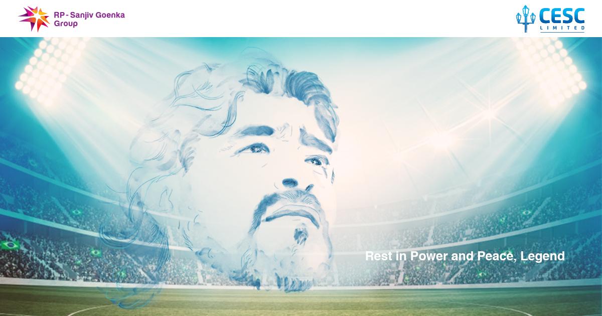 Legends never die. Their legacy lives on. RIP #diegomaradona https://t.co/ZHtxstQgqT