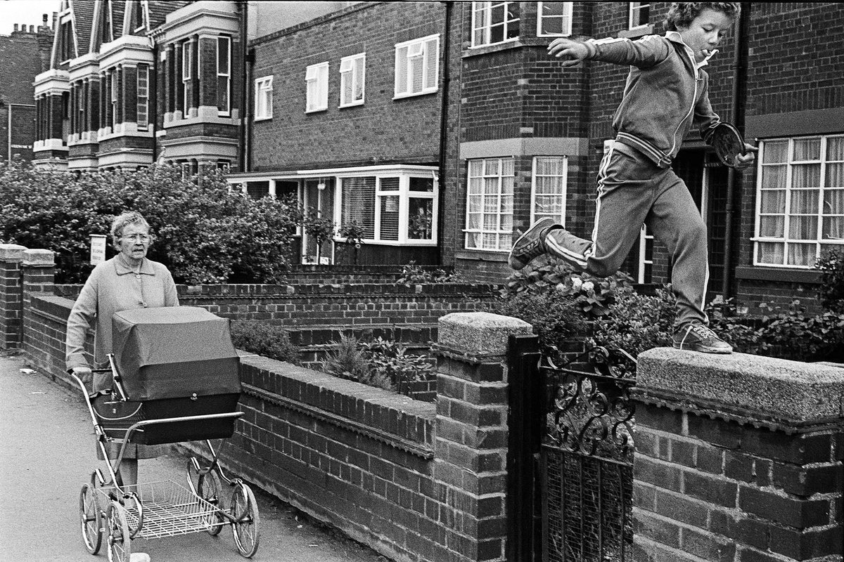 Hull, 1970s. Photo © Luis Bustamante.