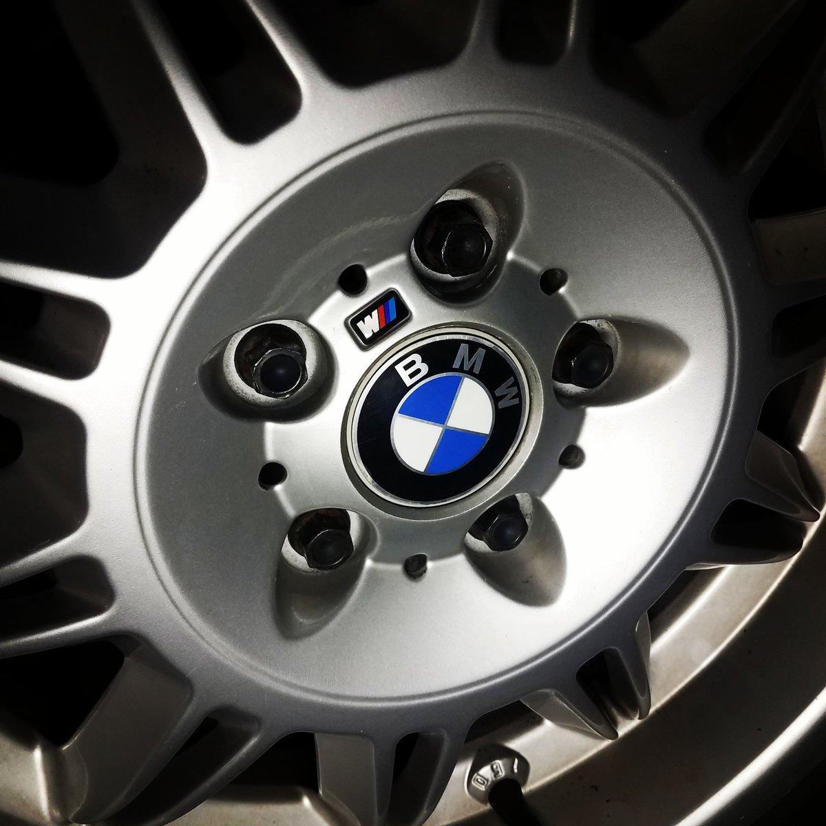 New brakes on the E36 and life is good. ------------------ #RockyMountainFishing #Colorado #BMW #E36 #328i #Sedan #BostonGreen #Manual #Brakes https://t.co/cKG9kH9GTg