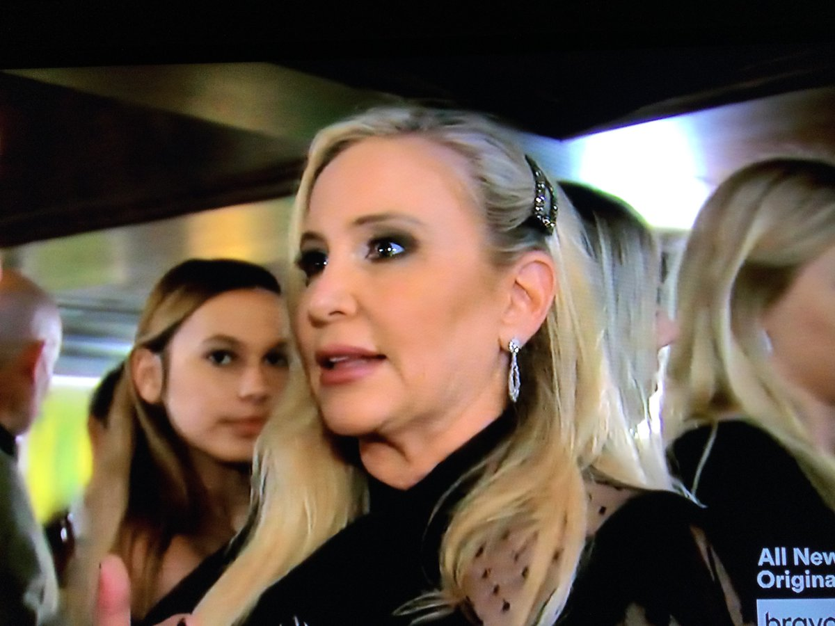 I feel bad for Shannon, because Braunwyn's vow renewal ceremony triggered sad memories for her.  #RHOC #RealHousewivesofOrangeCounty