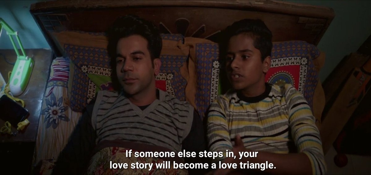 I saw chhalaang movie, Great acting in this movie @RajkummarRao.  #ChhalaangOnPrime  #RajkummarRao  #nusarrattBhruccha