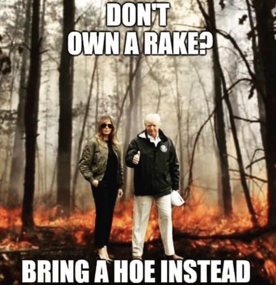 #ThingsWeShouldThankTrumpFor making hoe's acceptable!