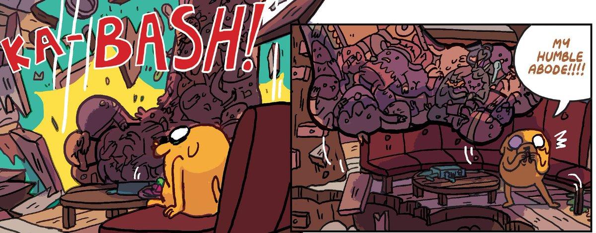 Adventure Time Comics (@ATComicsDaily) on Twitter photo 2021-01-22 22:03:00