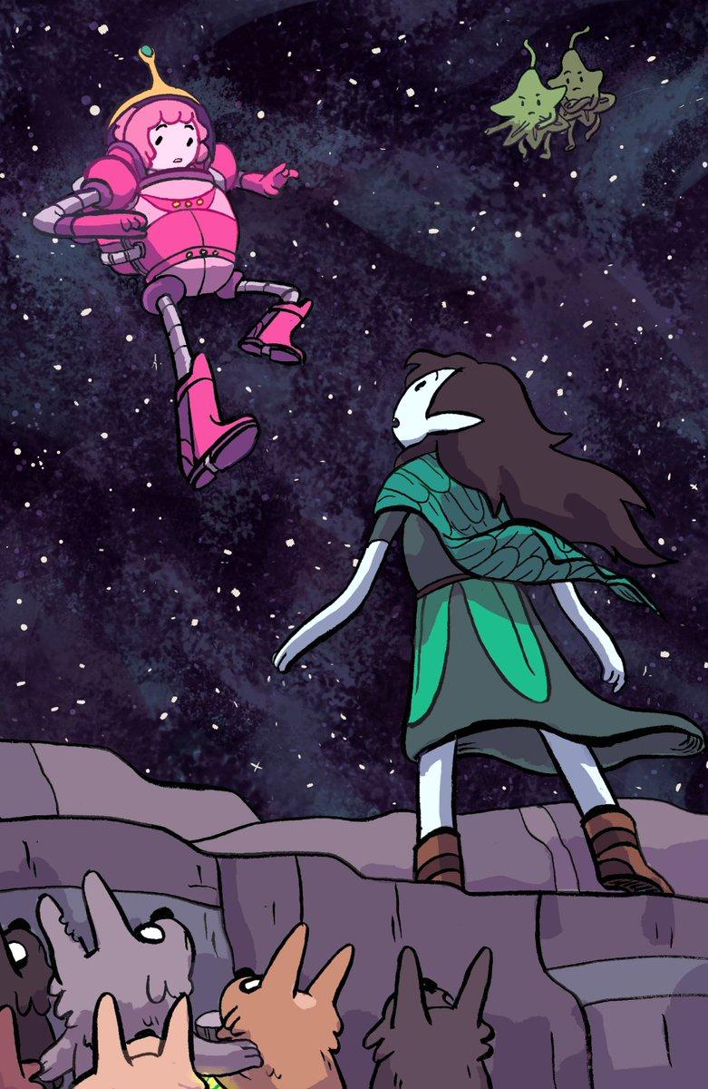 Adventure Time Comics (@ATComicsDaily) on Twitter photo 2021-01-25 21:08:00