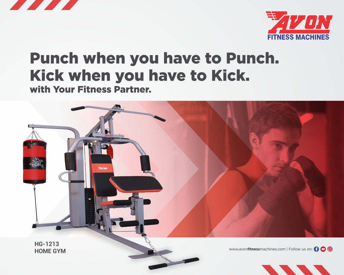 This home gym will let you do it all and keep your overall body and health fit! Get your Avon home gym today.  #AVON #Fitness #Gym #Workout #FitnessMachines #Treadmill #Cardio #GymEquipment #Dussehra #Health #Diet #CrossTrainer #UprightBike #Bikes #Cycles #SpinBike #MultiGym https://t.co/gfJRaRU2wp