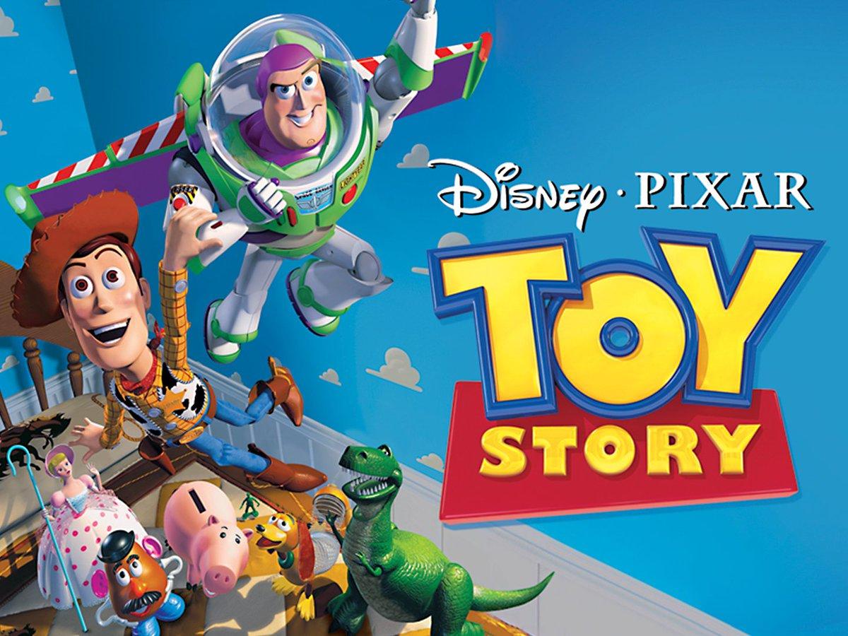 Cumple 25 años una de las primeras pelis de animación en 3D y de la más míticas: Toy Story #ToyStory25