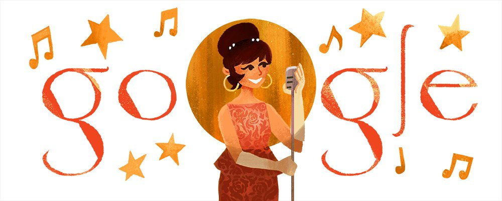 Who was Saloma?  A Singaporean-Malaysian actor, singer, & fashion icon who recorded over 500 songs & forever altered Malaysian entertainment through music & film 🇲🇾🎭🎙  Learn more with today's #GoogleDoodle →