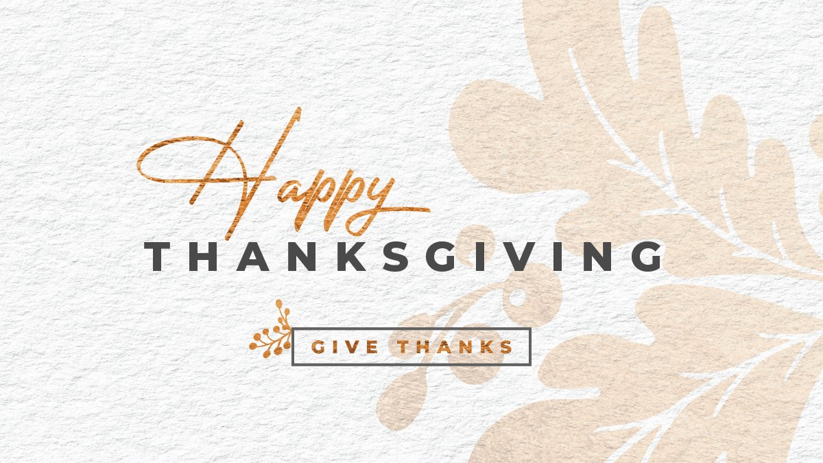 Wishing you a Happy Thanksgiving! Our traditions may be different this year as we all work to keep each other safe but we must keep up the fight to end the pandemic. Please join me in thanking our health care heroes & service members who are spending Thanksgiving away from home