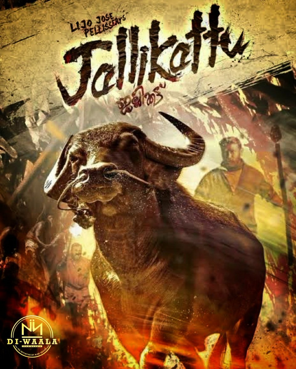 2020 is getting better, #Jallikattu a Malayalam film is now India's official entry to the 93rd Academy Awards 2021🌟 We can't be prouder of our senior Colorist, Jayadev Tiruveaipati aka JD for doing extraordinary DI work on this movie 🖤 #thedipeople #Oscars #JallikattuForOscars