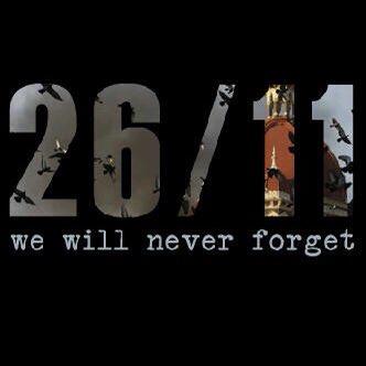 मुंबई में 26/11 को क्या हुआ था, ये दुनिया कभी नहीं भूलेगी।और हम हिंदुस्तानी तो बिलकुल भी नहीं।इस आतंकवादी हमले में जिन्होंने अपनी जान गंवायी और जिन्होंने अपनी जानें दी, उन्हें मेरी भावपूर्ण श्रद्धांजली।ना भूलेंगे और न ही भूलने देंगे।🙏🇮🇳🇮🇳#WeWillNeverForget #MumbaiTerrorAttack