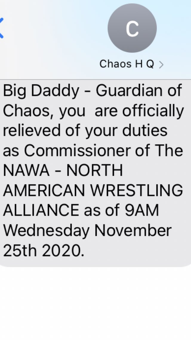 "A Special ""Happy Thanksgiving""🍁message from the #NAWA(Tony Capone)to ""The G.O.C.🔥Big Daddy"" #Trending #BREAKING #quotes #REALITY #lifelessons #Politics #FallGuy #Trust #Respect #Loyalty #LiesofLies #RIPDiego #RIPMaradona #ThankYouTaker #photooftheday @PWInsidercom @mario_chaos"