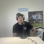 Recorded a pod with @Josh_Dugan today. Will have it out next week #NRL #UpUp