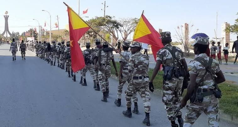 #TPLF conducted many military displays in readiness to fight #ENDF. This means #Tigray has been preparing for war & current calls for peace will fall on deaf ears.  TPLF is a threat to HOA hence states need to support #Ethio to tame it. #KenyaStandsWithEthio #EthiopiaPrevails https://t.co/rGMJZQiaDp