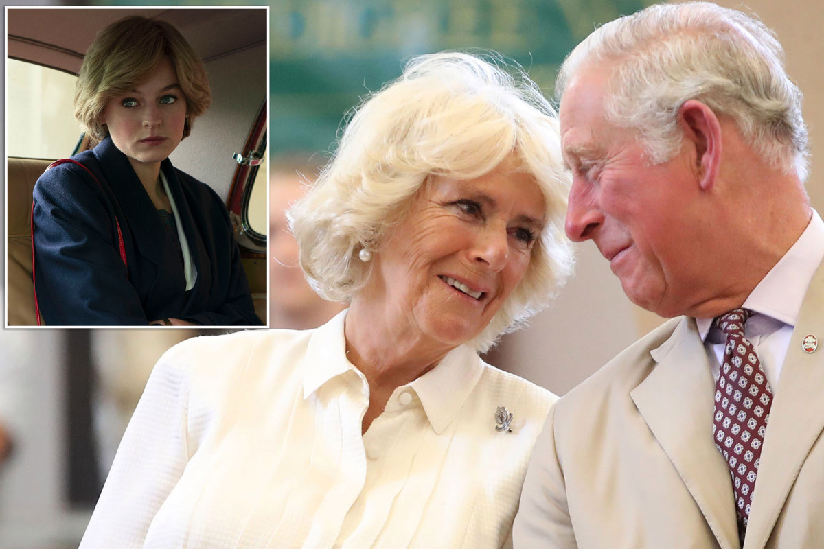 Prince Charles and Camilla turn off Twitter comments after 'The Crown'
