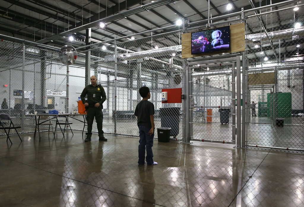 The cages are coming down at the warehouse where US authorities forcibly separated children from parents. That's good as far as it goes, but authorities should also overhaul practices and abide by legal safeguards for children and their families.