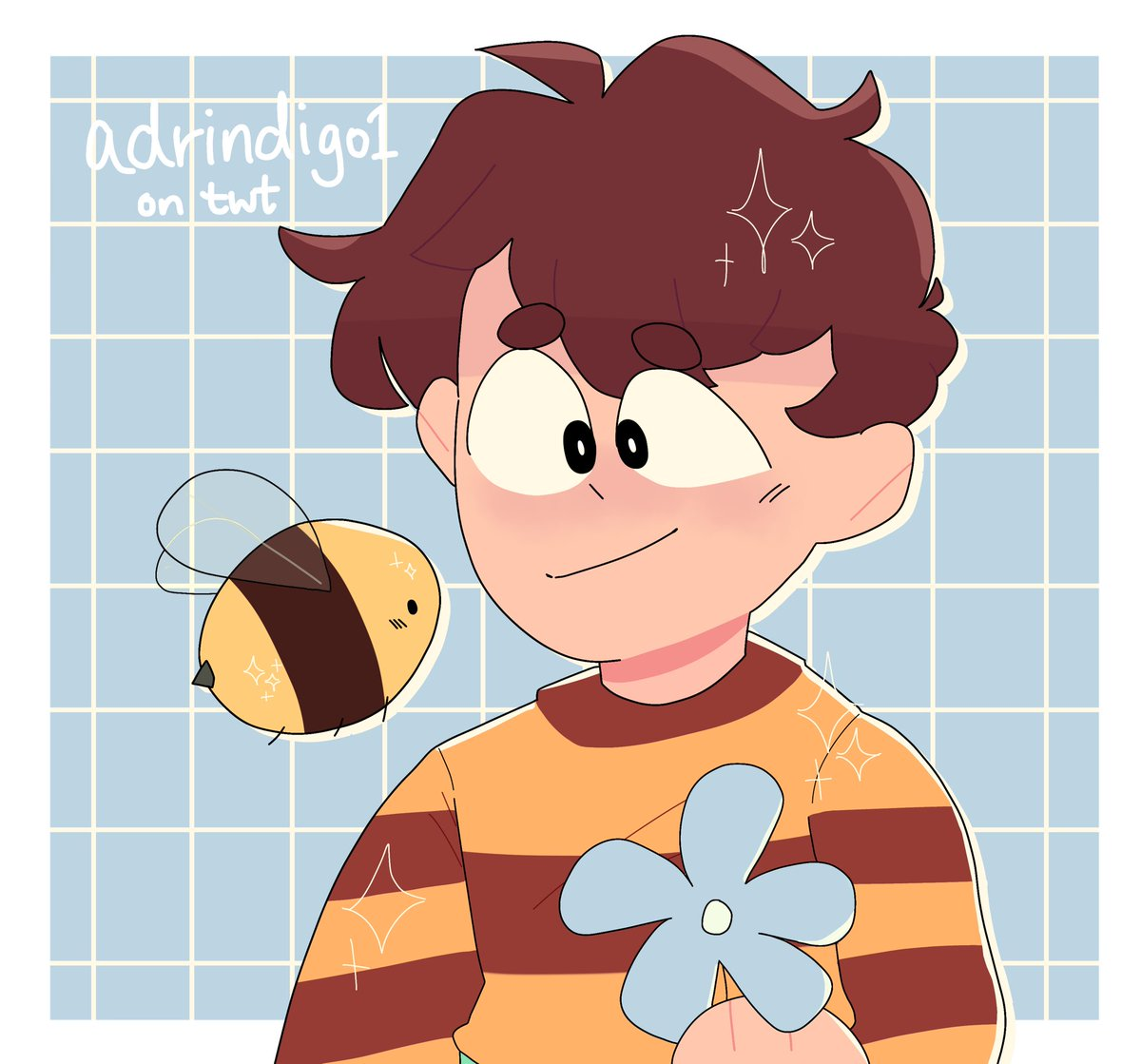 mmm heres some tubbo fanart bc yeah the bee man deserves it :))  #tubbofanart #tubbo1mil #TUBBO #mcytfanart #mcyttwt