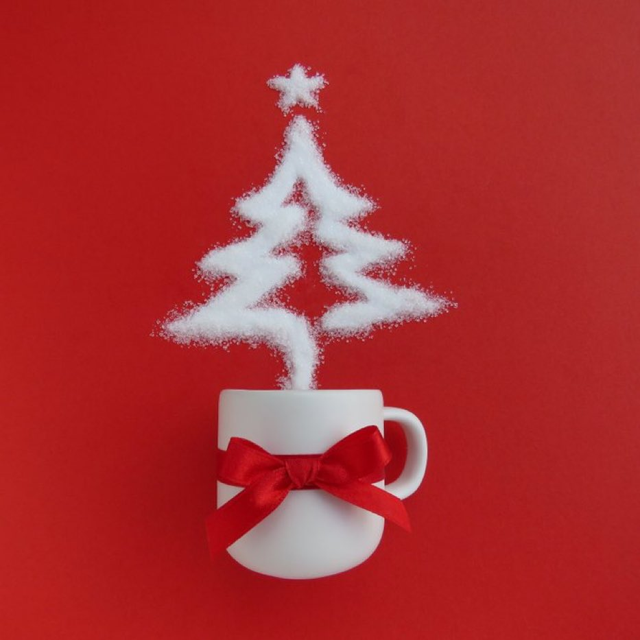 #Christmas in a cup
