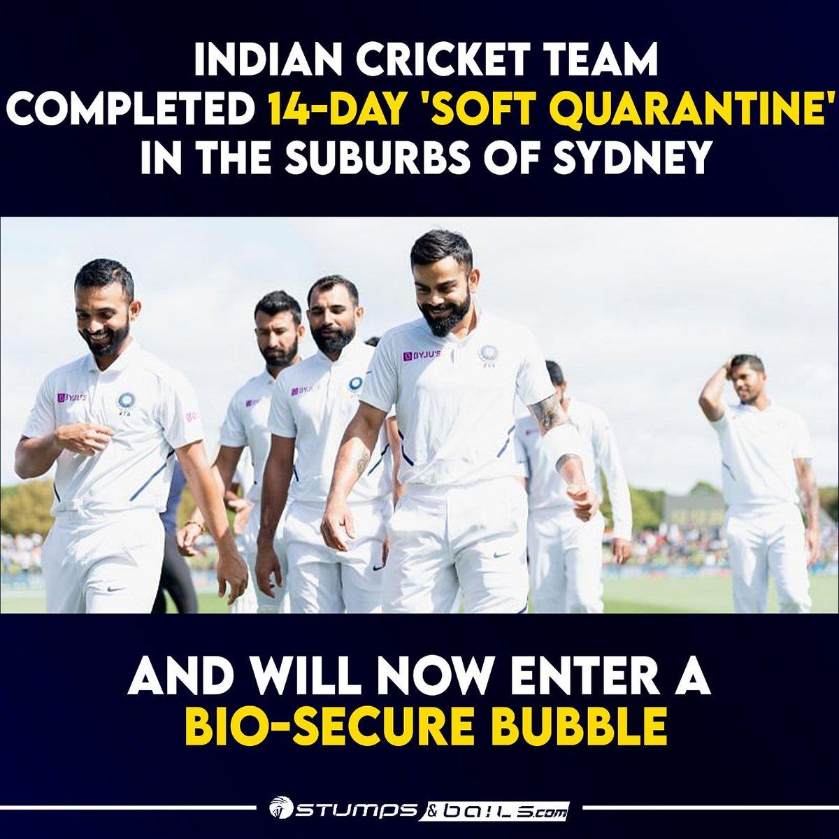 Eagerly waiting for #INDvsAUS  Follow us @stumpnbails #IndiainAustralia #IndianJersey #IndiavsAustralia #indiancricketer #indiancricketteam #cricketmatch #Cricket #cricketaustralia #cricketupdates  #cricketnews #viratkohli #mayankagarwal  #klrahul #davidwarner
