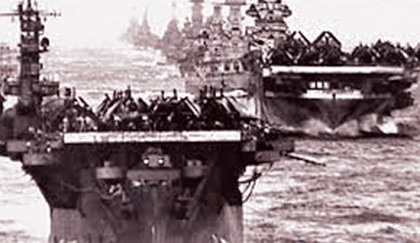 Nov 26, 1941, Adm. Chuichi Nagumo leads #Japanese First Air Fleet #aircraftcarrier strike force, towardPearl Harbor, with the understanding of return in case of successful negotiations with #USA   Rest is #history!  #LestWeForget #pearlharbor #WWII #worldwar2