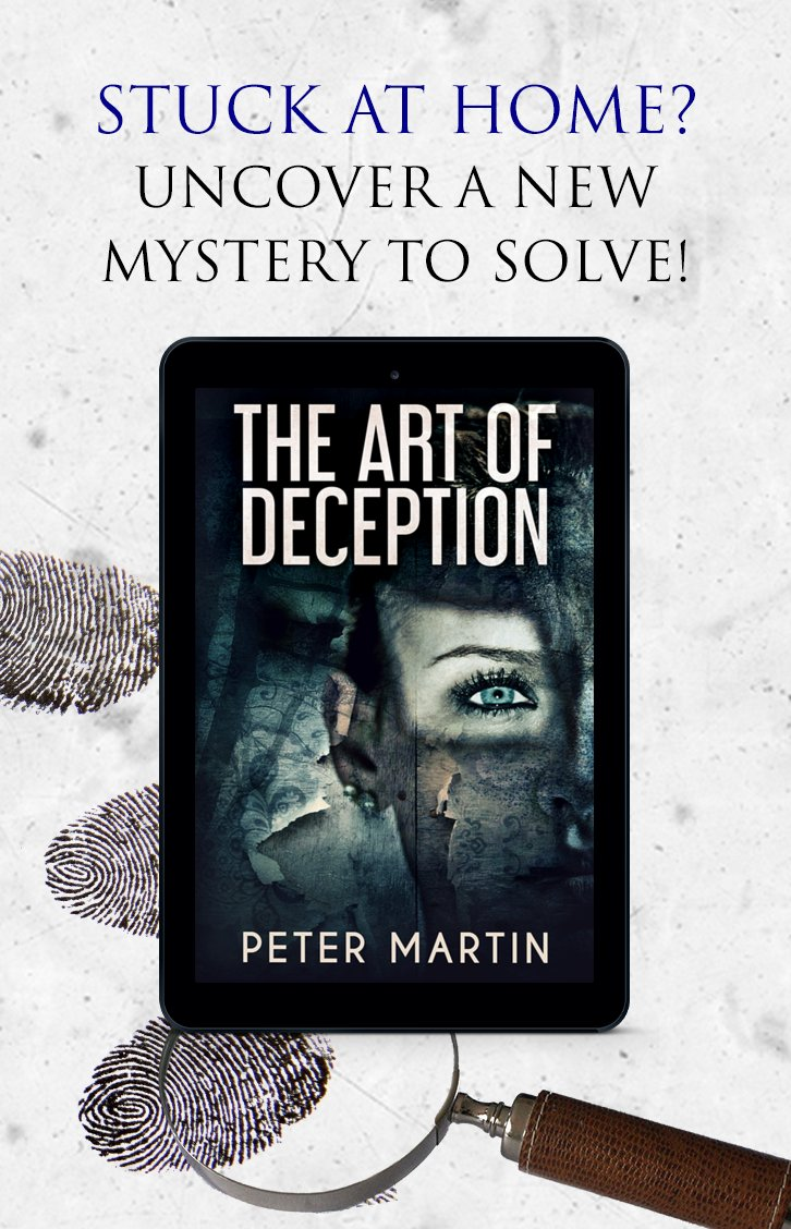 THE #ART #OF #DECEPTION PETER MARTIN #PSYCHOLOGICAL #THRILLER https://t.co/cAH4s0FAxo IT'S AS IF HAVING A BABY WAS MEANT TO HAPPEN #FREEKUNLIMITED https://t.co/b22mBKpMWI
