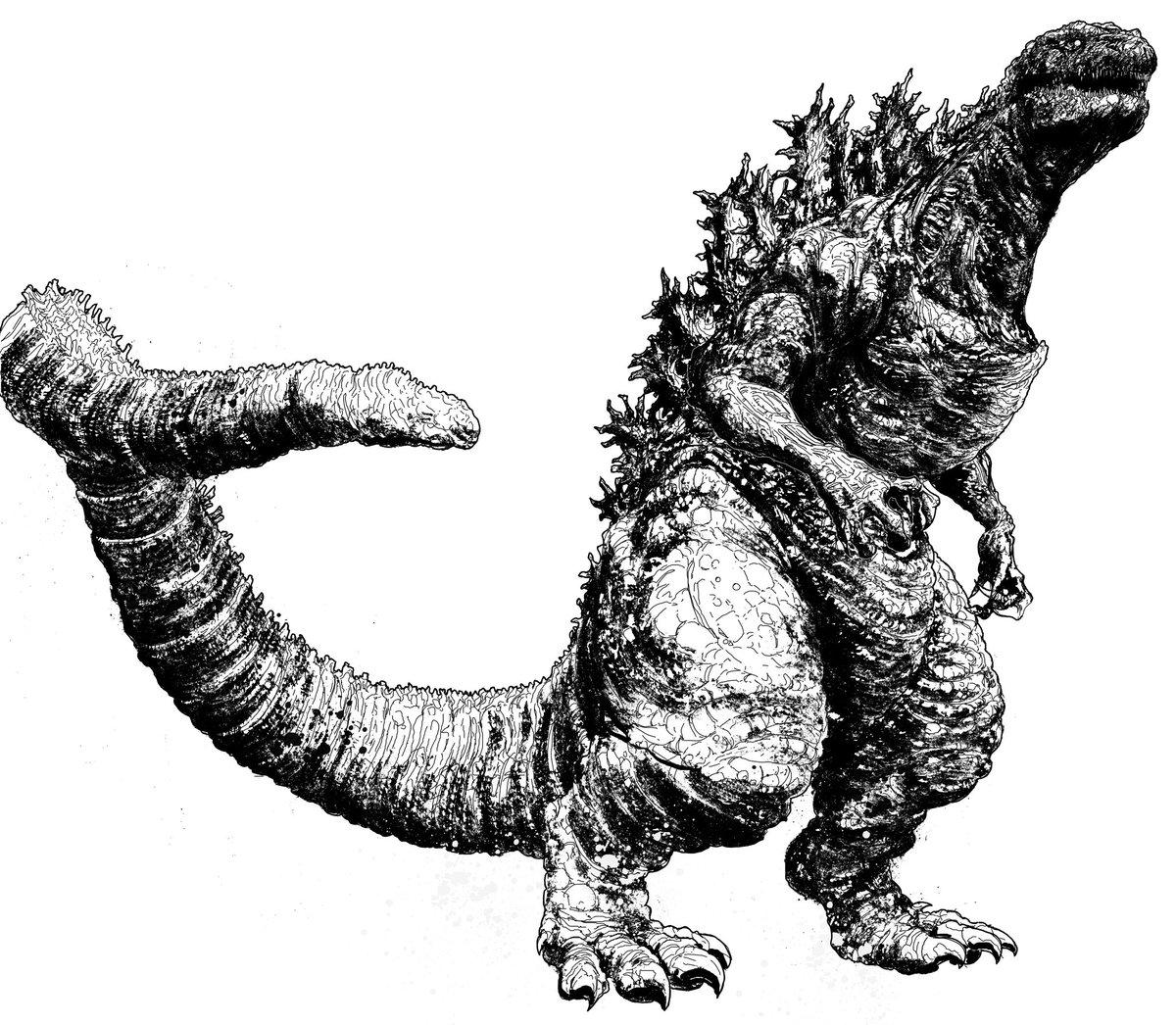 Godzilla. Yuge. instagram.com/p/CIDbD2oBtBt/…