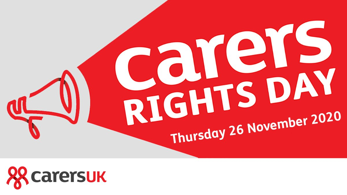 Today #CarersRightsDay. Every year, this day helps us raise vital awareness of the work of unpaid carers and their needs, ensures carers are aware of their rights and lets carers know where to get help and support. Find out more here: https://t.co/bbHPR5FUAj https://t.co/RggJj8Hgbr