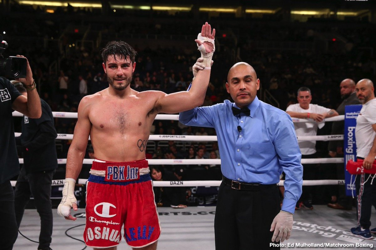 Josh Kelly interested in Conor Benn fight in 2021 after Avanesyan on Jan.30th https://t.co/jkQEUyhzwA https://t.co/DY5hYtF9Sk