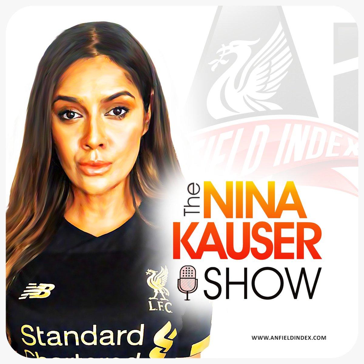 The @NinaKauser Show: #LIVLEI  With: @Samboevans & @ragingbassuk  Callers: @GagsTandon & @MadScouser2012  Listen: