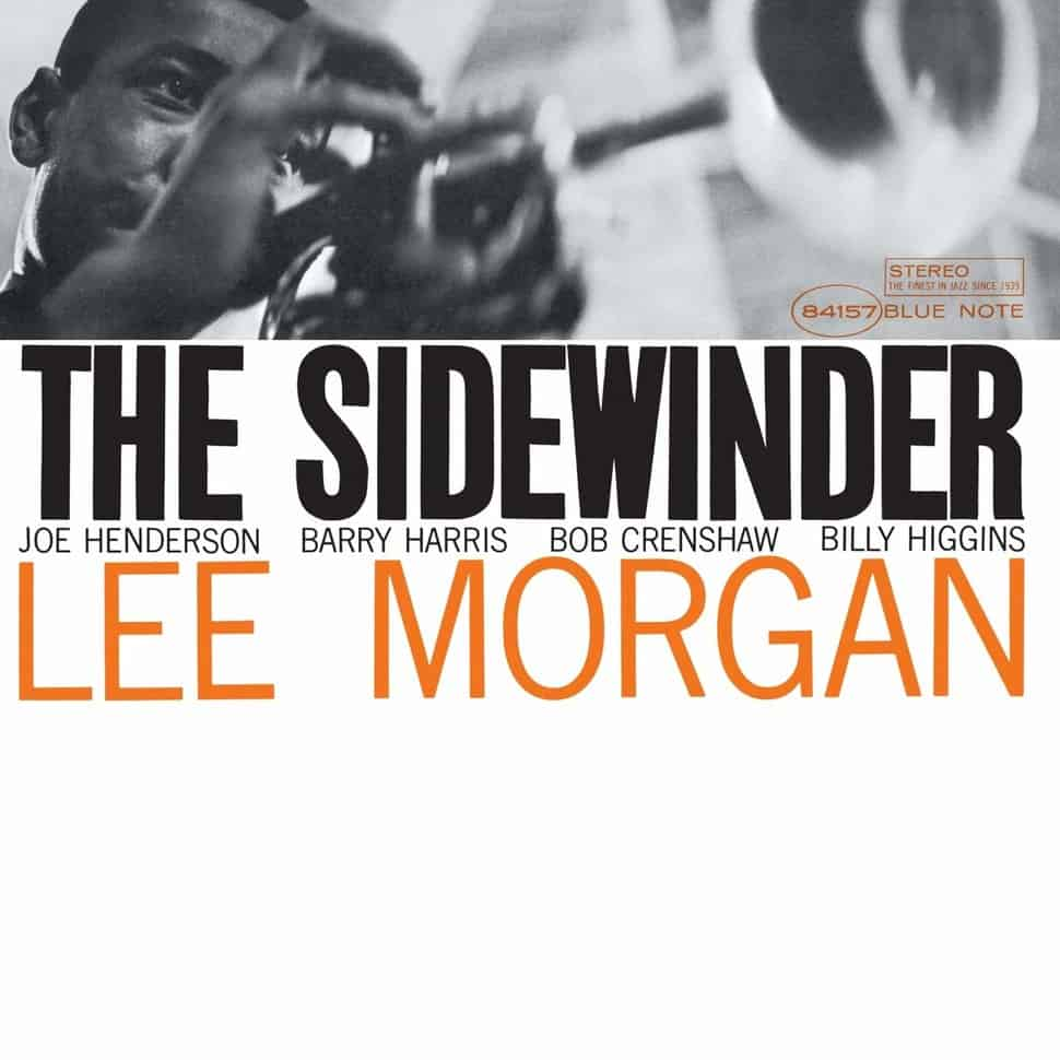 PRE-ORDER: The Sidewinder by Lee Morgan This hard bop classic is getting a reissued next week. The trumpeters opus became Blue Notes highest selling record when it was released in 1964. normanrecords.com/records/184641…