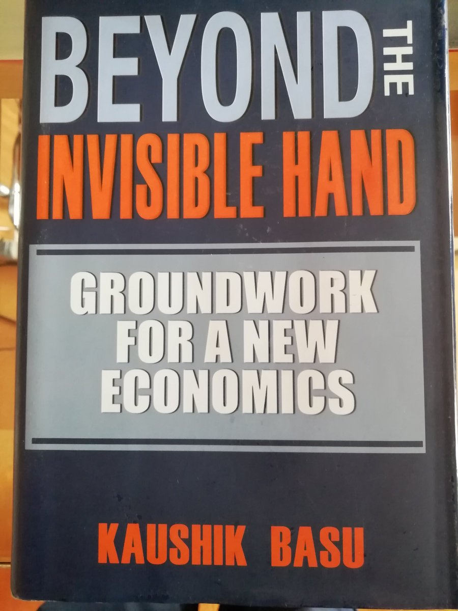 The fundamentals of economic thought taught to our students? Interesting (and largely underestimated) point raised by #Bofinger at #FrancescoEconomy on largely adopted introductory handbooks. Suggestion for instructors and students below: read it, read it and re-read it.