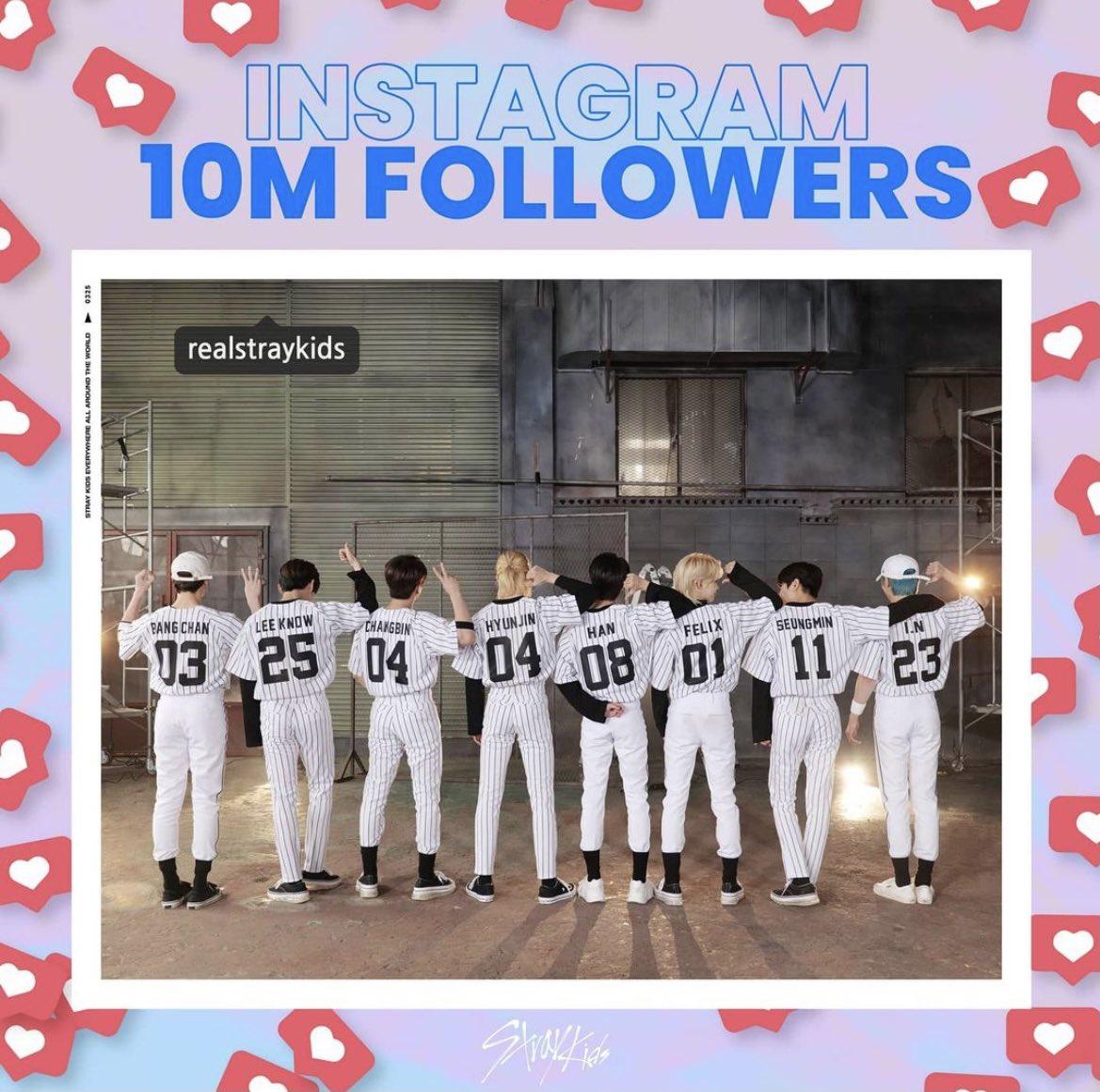 1000万人本当におめでとう!最高に良いお写真😭💕 #RealStrayKids10M