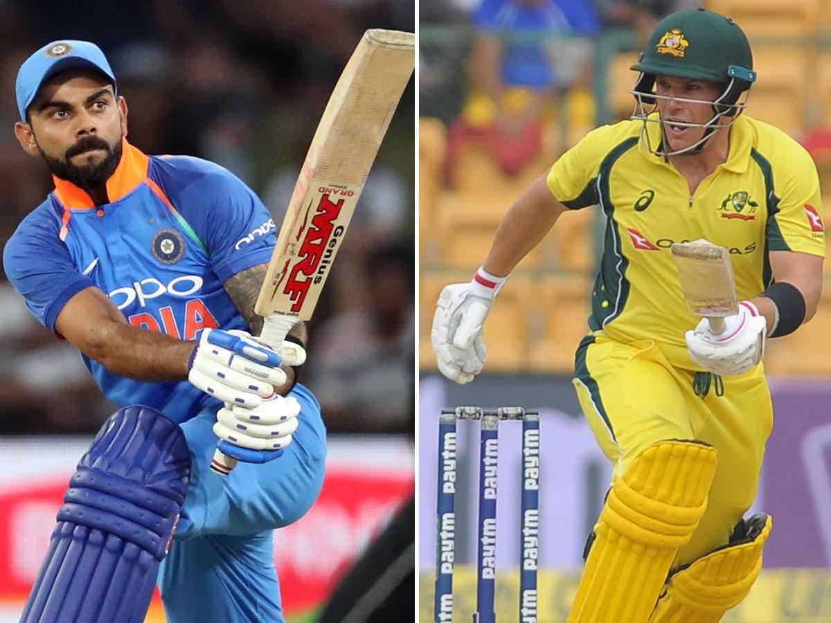 ऑस्ट्रेलिया के खिलाफ रोहित के बिना उतरेगी टीम इंडिया, जानें किसका पलड़ा है भारी   #AUSvIND #viratkholi #AaronFinch