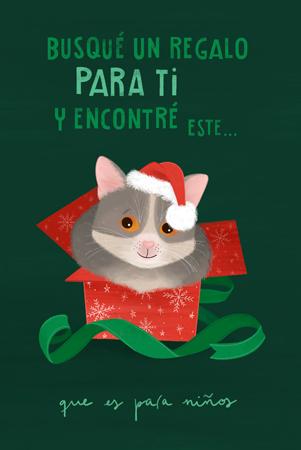 ¿Pensando ya en las navidades? ¿Quizá la situación no te permita estar con todos tus seres queridos? Este año, demuéstrales el doble de amor. Con las tarjetas de #RegaloAzul, el regalo siempre es doble. Descubre por qué: