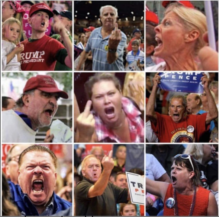 #ThingsWeShouldThankTrumpFor Exposing who among us are the worst people in the world.