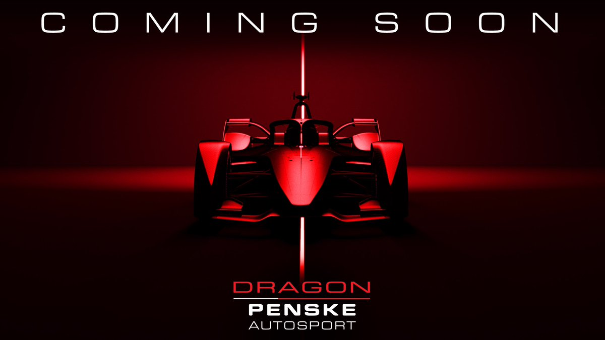 The big one: @DragonRacing_FE Season 7 livery to be revealed tomorrow  This is my favourite livery yet of the 4 years Ive designed for the team. Can't wait to showcase months of hard work.   Will be the most eye catching livery on the grid. 👀  #FormulaE #Dragon #PenskeAutosport https://t.co/v3jwsIFpaY